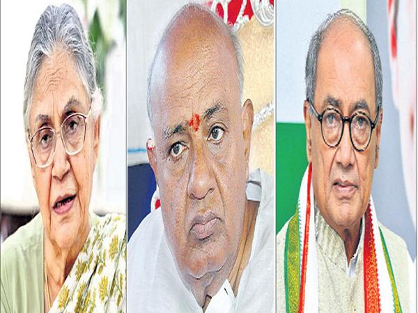 Huge Defeats On Former Chief Ministers - Sakshi
