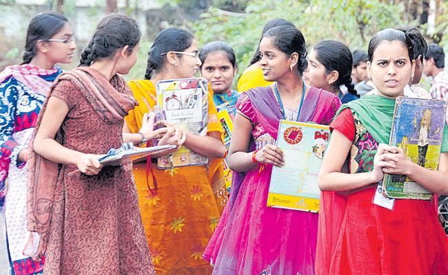 Telangana EAMCET Results May Comes On June 1st Week - Sakshi