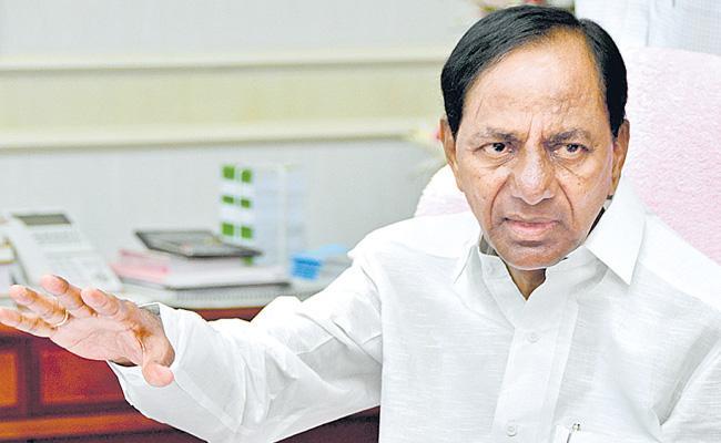 KCR Orders On Kaleshwaram Projects To Boost Irrigation Works - Sakshi
