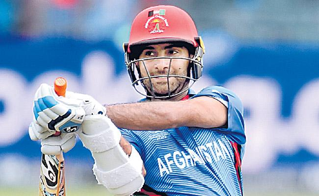 practice match on Friday Afghanistan won Pakistan by 3 wickets - Sakshi
