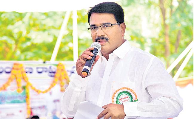 Take steps to maintain seeds in all districts of the state - Sakshi