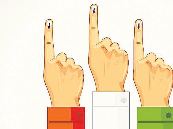 Errors in postal ballots - Sakshi