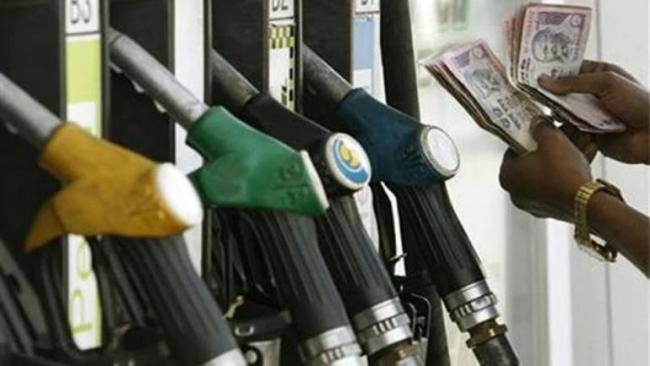 Petrol diesel prices rise for the 3rd day on Saturday - Sakshi