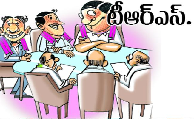TRS Leaders Unhappy Happy Lok Sabha Elections Results - Sakshi