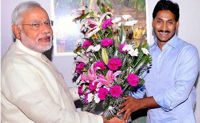 YSRCP President YS Jagan Mohan Reddy To Meet PM Narendra Modi In Delhi - Sakshi