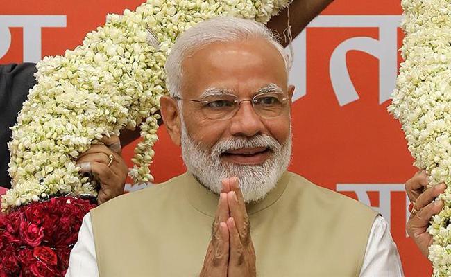 Narendra Modi To Take Oath as PM On May 30 - Sakshi