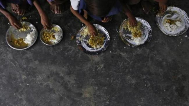 Boy Stripped Burnt With Hot Khichdi For Asking An Extra Egg - Sakshi