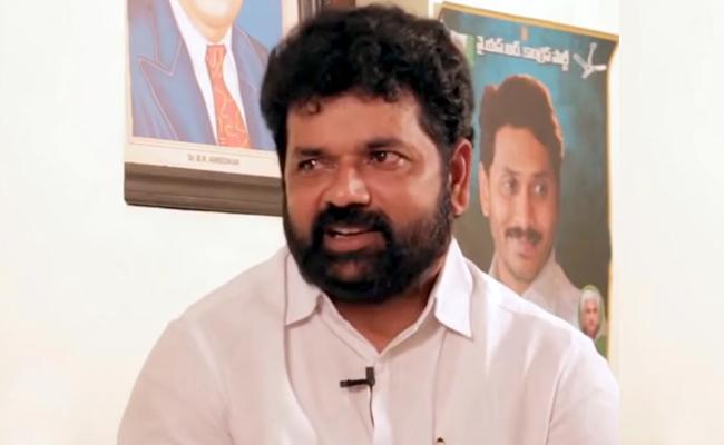 YSRCP Bapatla MP Nandigam Suresh Shares His Political Entry - Sakshi