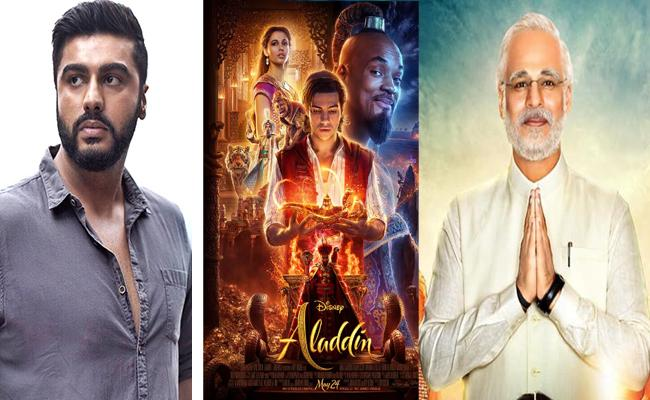 Aladdin Dominates Indias Most Wanted And PM Narendra Modi - Sakshi