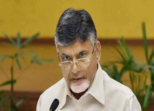 Defeat of Chandrababu is with Anarchy of him - Sakshi