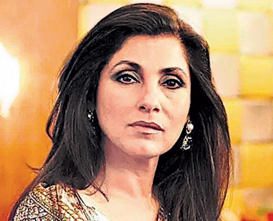 Dimple Kapadia to star in Christopher Nolan's next titled Tenet - Sakshi