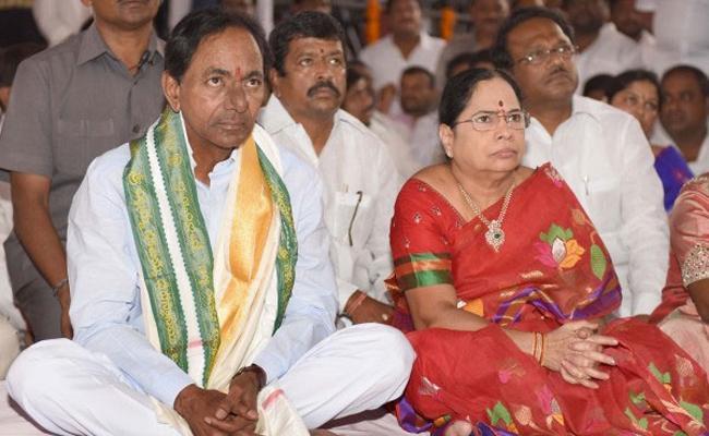 KCR To Attend YS Jagan Swearing-in ceremony - Sakshi