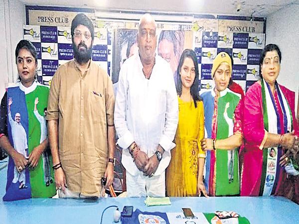 YSR Congress Party Leader Prudhvi Raj Comments On YS jagan Victory - Sakshi