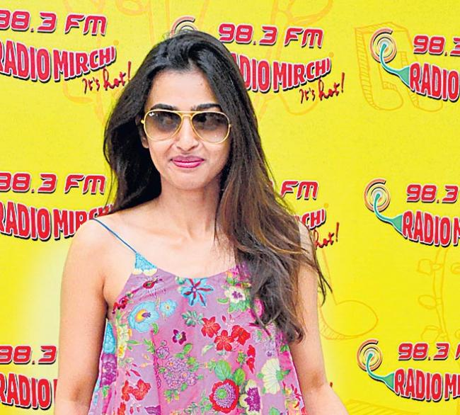 Radhika Apte Would Have Been A Mathematician - Sakshi
