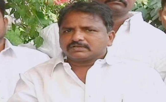 Sailajanath Got Less Than NOTA Votes - Sakshi