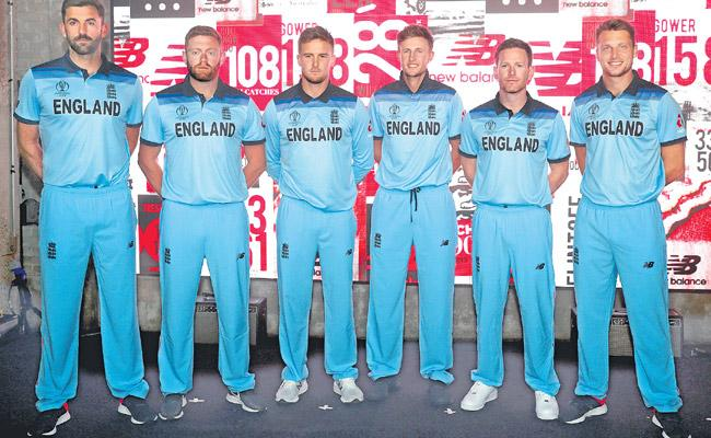 World Cup offers England golden shot at rejuvenation  - Sakshi