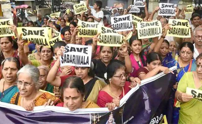 Why BJP Did Not Get Sabarimala Vote - Sakshi