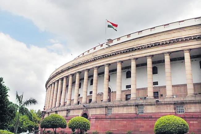 BJP, allies may get majority in Rajya Sabha next year - Sakshi