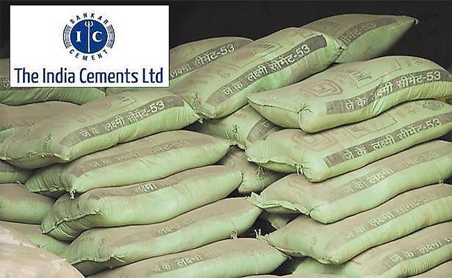 India Cements Profit 44 Crore - Sakshi