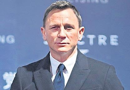 Daniel Craig to undergo ankle surgery following Bond injury - Sakshi