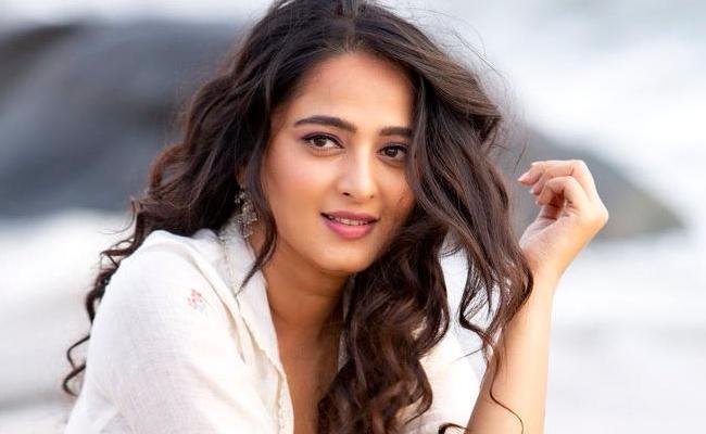Anushka Acting In Scientific Thriller Movie - Sakshi