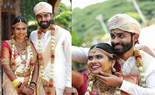 Yuvaraj Wedding in Karnataka - Sakshi