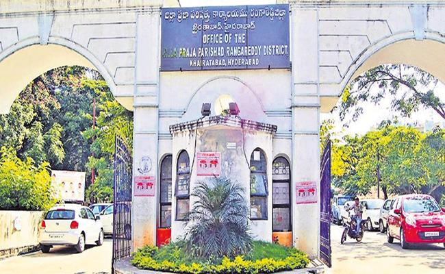 TRS Worried About ZP Election Results - Sakshi