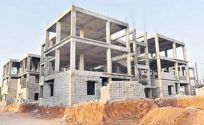 Telangana Enact To Get New Municipal Laws - Sakshi