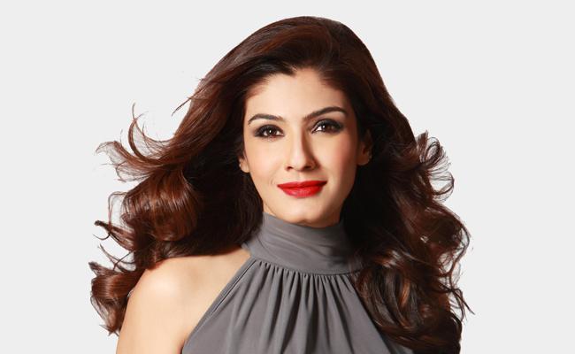 Raveena Tandon To Play Indira Gandhi in KGF 2 - Sakshi
