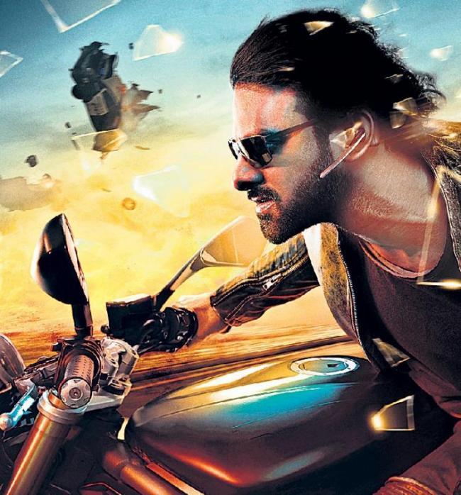 Rebel star Prabhas shares the 2nd poster of Sahoo - Sakshi