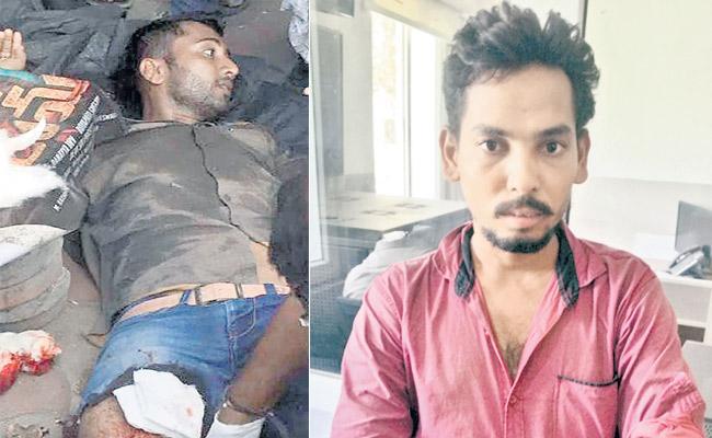 Man Arrested For Murder Attempt In Banjara Hills Hyderabad - Sakshi