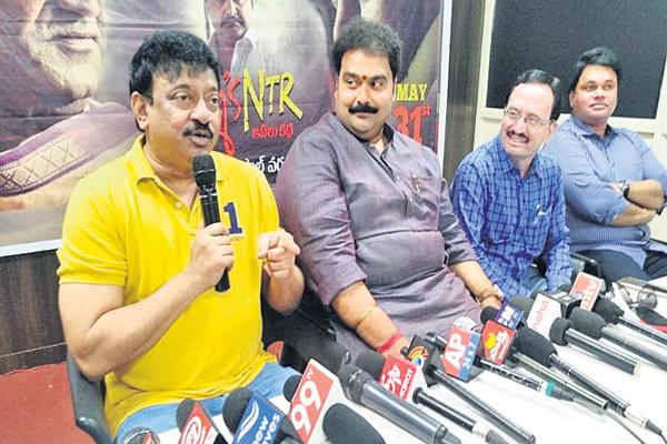Ram Gopal Varma Comments On Chandrababu - Sakshi