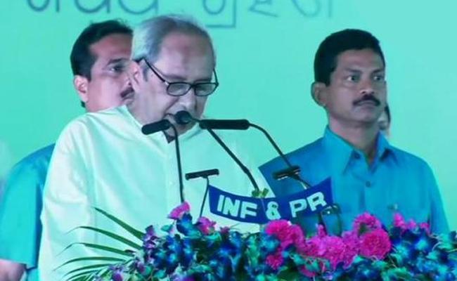 Naveen Patnaik Takes Oath As Odisha CM - Sakshi