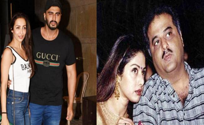 Arjun Kapoor Counter To Troll Over Relationship With Malaika - Sakshi