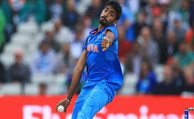 Jasprit Bumrah Stunning Yorker To Shakib AL Hasan In Warm Up Game - Sakshi