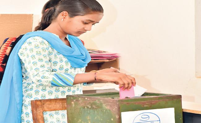 Telangana Parishad Election Results On 4th June - Sakshi