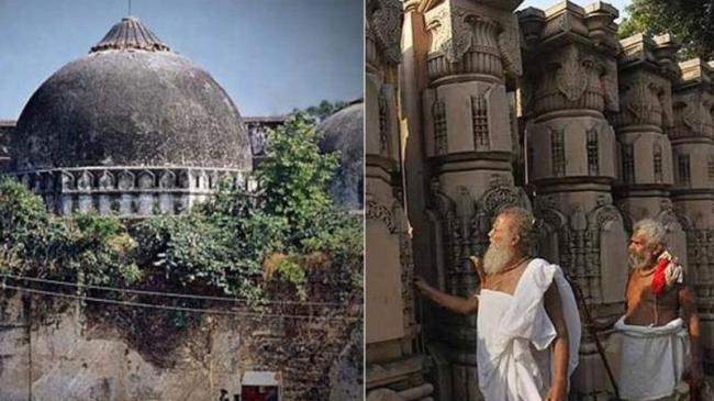 Shiv Sena Reminds Ram Temple Construction - Sakshi