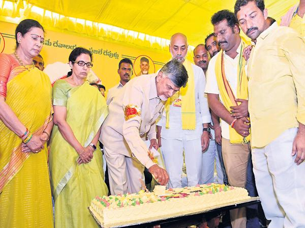 TDP defeat by the leaders - Sakshi