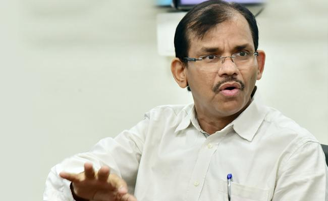 EC Dwivedi Comments On Lakshmis NTR Movie Release In AP - Sakshi