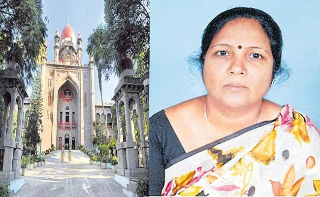 Justice Sridevi Appointed As Telangana High Court Additional Judge - Sakshi