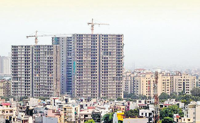 First quarter investments in Indian Realty at decade-high of $2.5 billion - Sakshi