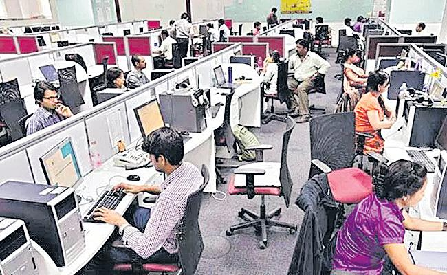 Most jobs are IT industry - Sakshi