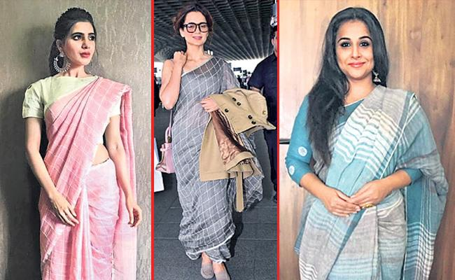 Linen Fabric Fashion Industry - Sakshi