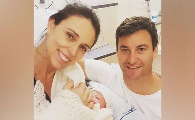 New Zealand PM Jacinda Ardern Engaged To Partner Clarke Gayford - Sakshi
