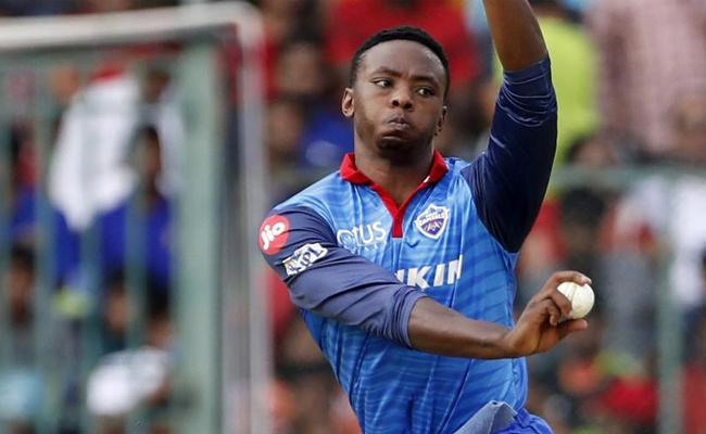 Kagiso Rabada Ruled Out For Rest Of IPL 2019 - Sakshi