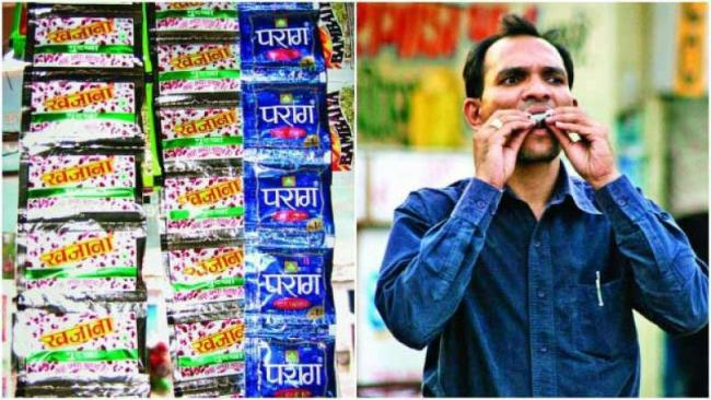 Delhi Govt Extends Ban On Manufacture And Sale Of Gutkha Pan Masala - Sakshi