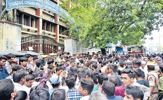 IYR Krishna Rao Article On Telangana Inter Results - Sakshi
