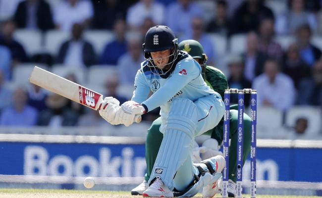 England Set Target of 312 Runs Against South Africa - Sakshi