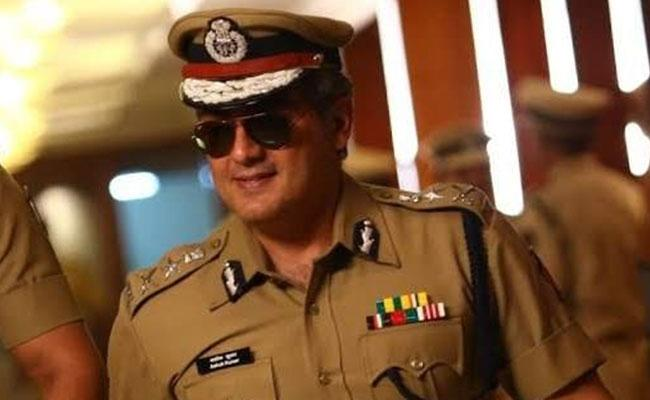 Ajith to Play a Cop in Thala 60 - Sakshi