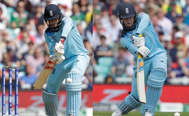 Roy, Root fall after century stand - Sakshi